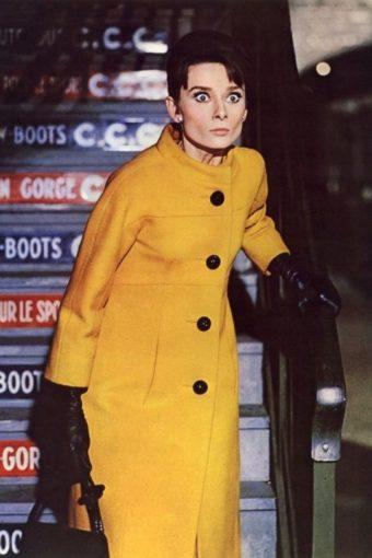 Audrey Hepburn Charade